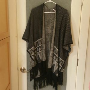 Love by Design Sweater Shawl
